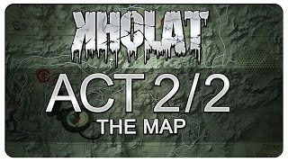 Kholat Gameplay Part 3 - Act 2/2 - The Map (Let