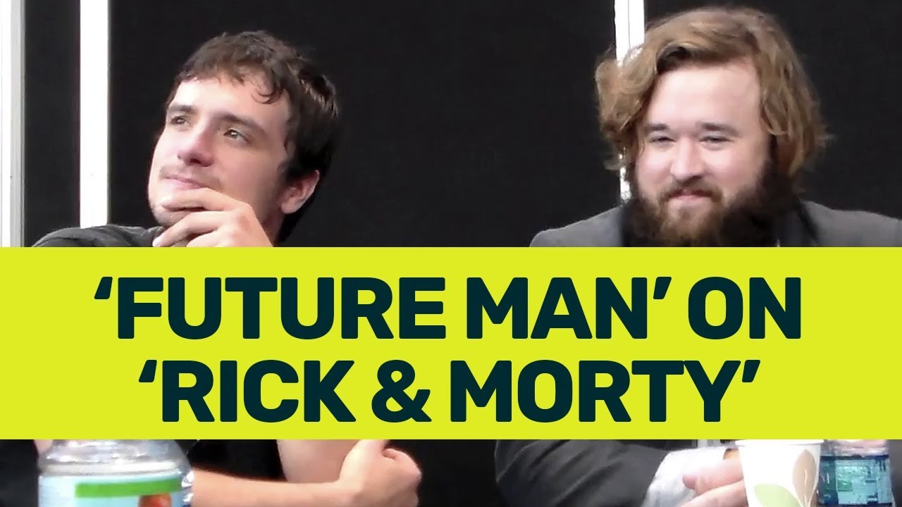 Time Travel Rick And Morty