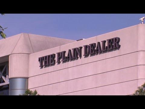 5pm: Cleveland Plain Dealer layoffs