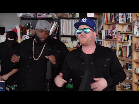 Run The Jewels - A Report to the Shareholders/Kill Your Mast
