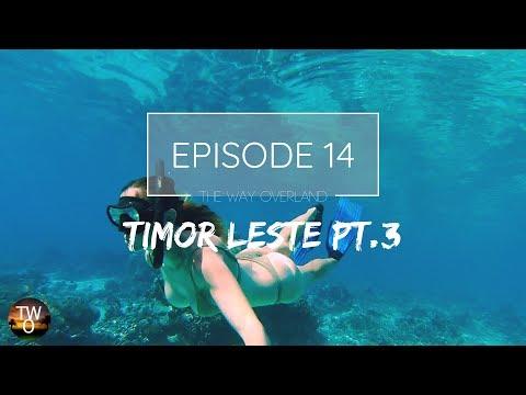 Timor-Leste Pt.3 (Jaco Island & Balibo) - The Way Overland - Episode 14