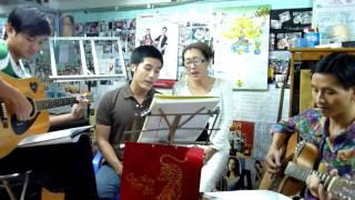 Nghệ Sĩ Thanh Thủy ( Idecaf ) , MC Quang Thảo - Người Mẹ Ô Lý