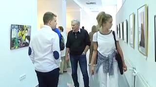 2017-09-14 г. Брест. Вернисаж «Мой город». Новости на Буг-ТВ.