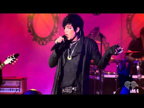 Adam Lambert  - Fever (Live) STRIPPED For Iheartradio HD