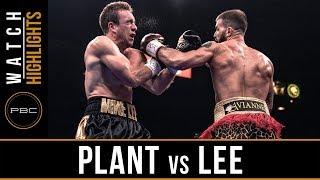 Plant vs Lee HIGHLIGHTS: July 20, 2019 - PBC on FOX
