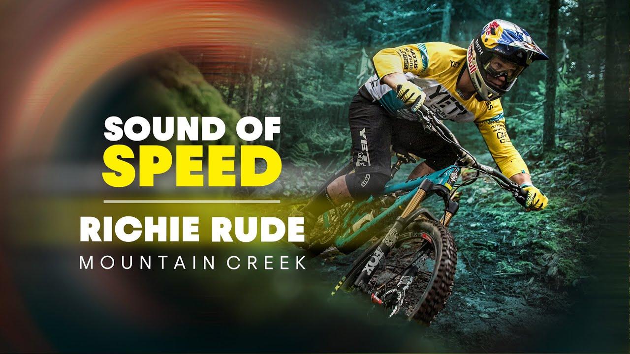 2916665fff4 Raw MTB: Richie Rude Tears Up Mountain Creek Bike Park | Sound of Speed. Red  Bull Bike