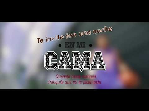 JuanDa Lotero - La Invitación (ft. Cheka) [Lyric Video]