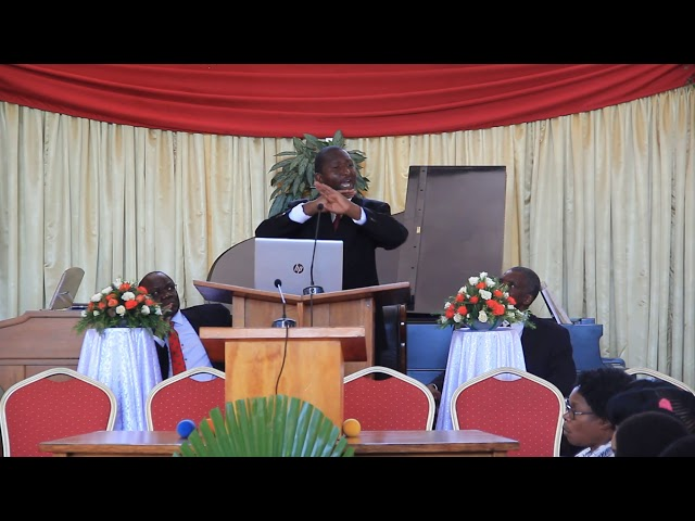 Pastor Chibiya - The Holy Ark