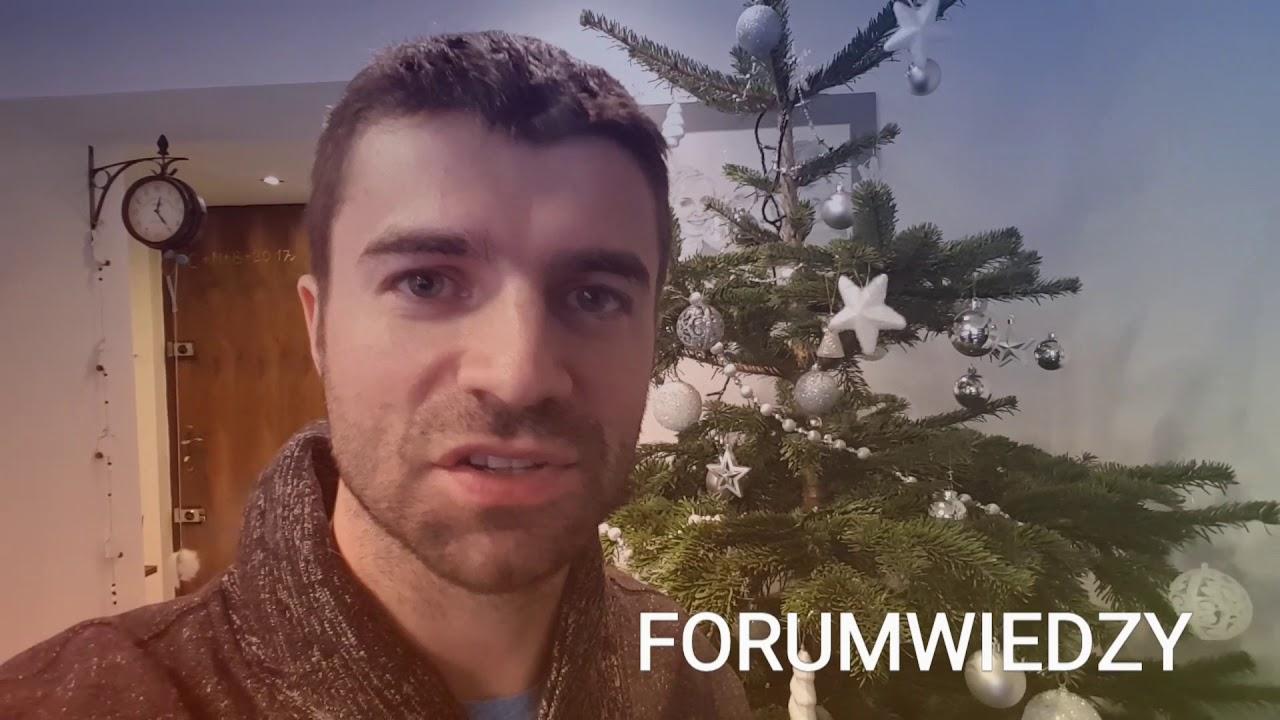 Życzenia Świąteczne i Noworoczne 2018 | ForumWiedzy.pl Bogdan Ligęza