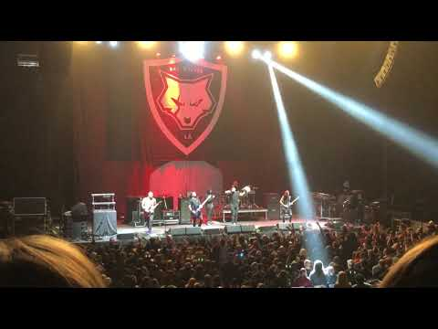 Bad Wolves - Better the Devil @ Enmax Center Lethbridge AB 11/12/18