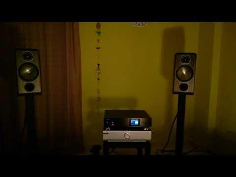 pioneer n50a+muzical fidelity m3i+monitor audio bronze 2