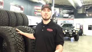 Offroad Tire Styles 2019