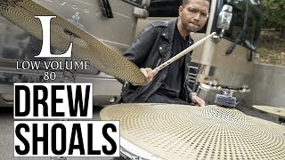 Zildjian Low Volume With Drew Shoals