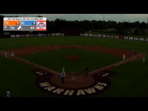 McNairy County, TN vs. North Charleston, SC - DB Majors WS