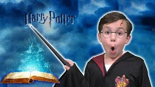 Gambar cover Harry Potter Programmable Coding Wand Challenge in Real Life