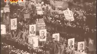 7 ноября 1973г. Москва. Красная площадь. Военный парад.
