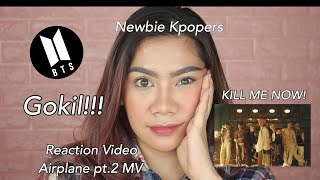 BTS - Airplane pt 2 Japanese Ver' Official MV Reaction Indonesia  | Jihan Putri