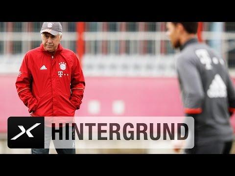 Carlo Ancelotti: Die Angst vor dem Guardiola-Fluch | FC Bayern München | Bundesliga
