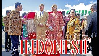Download lagu Willem-Alexander & Máxima: 4 dagen in Indonesië