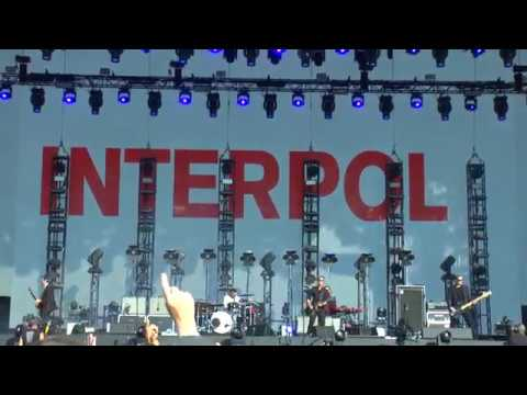 INTERPOL - Full Show - BST HYDE PARK LONDON 7 july 2018 Mp3