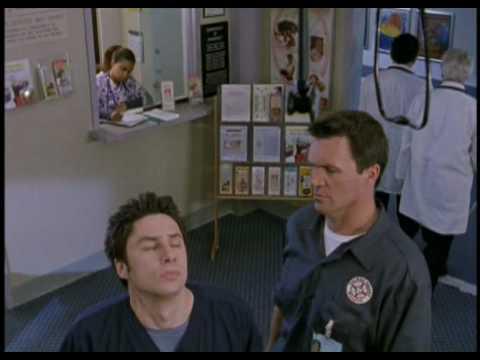 Scrubs  Season 2 Extras  Hilarious outtakes!
