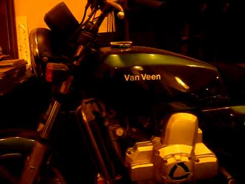 画像: 名車とコーヒーの店 Van Veen OCR 1000 オランダ製 バンビーン 喫茶店 ザ・ミュンヒ www.youtube.com