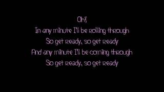 Here I Come - Fergie (Lyrics)