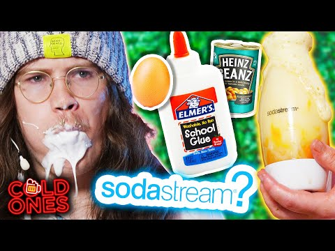 Will It Carbonate and How Does It Taste? (Feat. @HowToBasic ) - Cold Ones