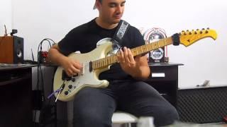 Cacá Barros - Afterlife (Avenged Sevenfold) Cover Fuhrmann SMD2