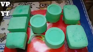 Aprenda a Fazer Sabão Vanish de Água Oxigenada