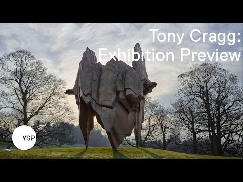 Tony Cragg at Yorkshire Sculpture Park: Exhibition Preview