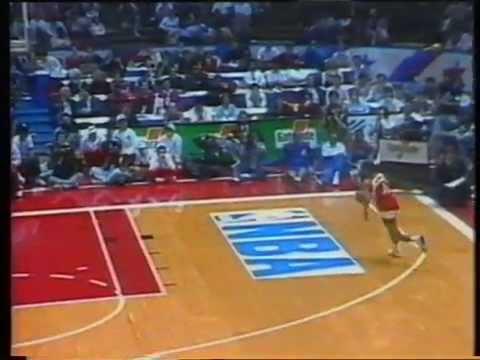 All Star Weekend Houston 1989