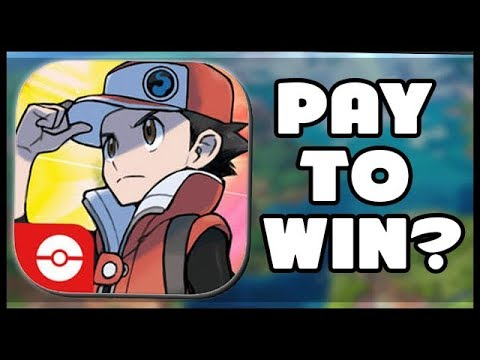 Is Pokemon Masters PAY To Win?
