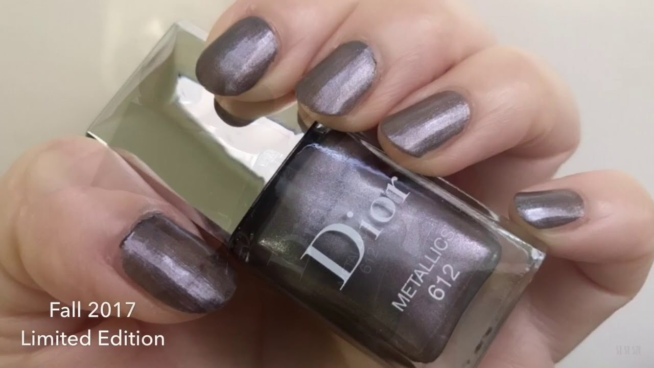 c16aa7ab52 My Small Collection of Dior Vernis + 2017 Fall Limited Edition ...