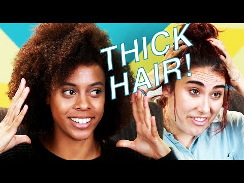 Thick Hair Problems!
