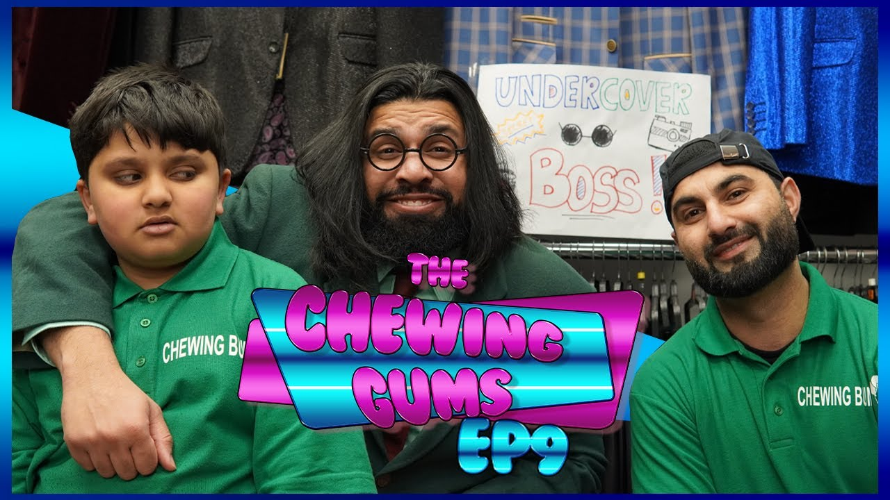THE CHEWING GUMS- EP 9