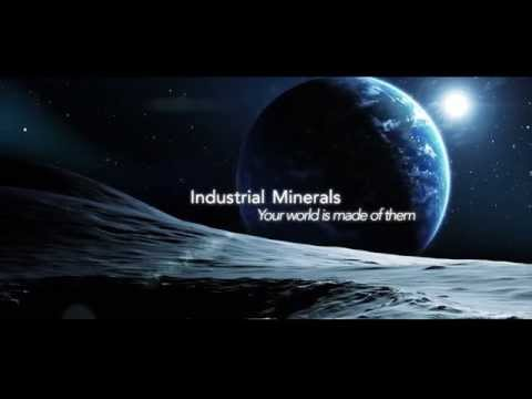 Imagine the future with industrial minerals