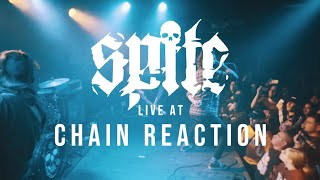 Spite - FULL SET {HD} 12/07/18 (Live @ Chain Reaction)