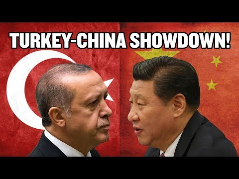 Turkey Faces Off With China Over Uighur Muslims  China Uncensored