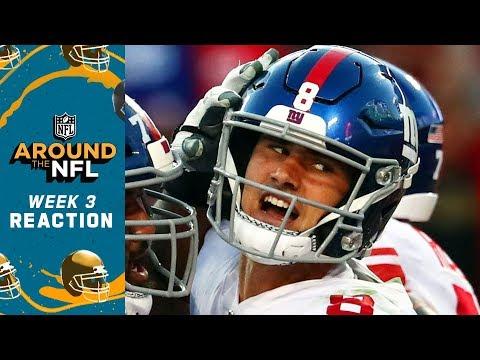 NFL Week 3 Reaction Show
