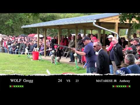 FITASC Sporting World Championship Orville 2011 - Shoot Offs