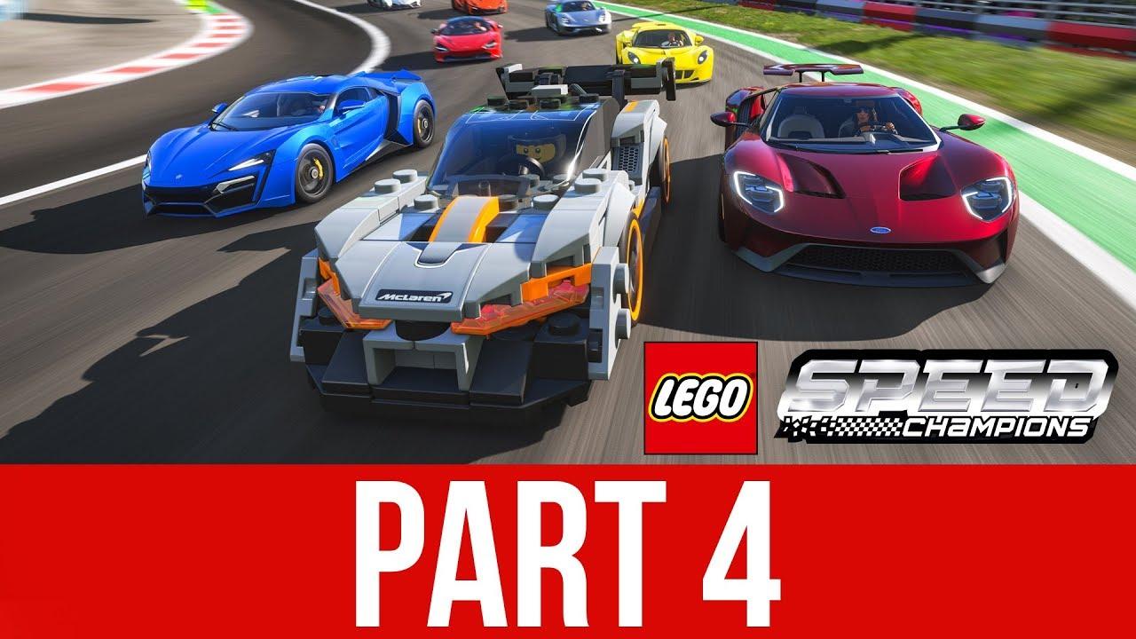 FORZA HORIZON 4 LEGO EXPANSION Lösungsweg für das Gameplay Teil 4 - UPGRADES + video