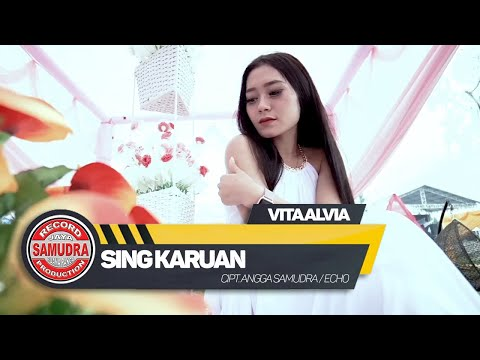 Vita Alvia - Sing Karuan - (Official Music Video)