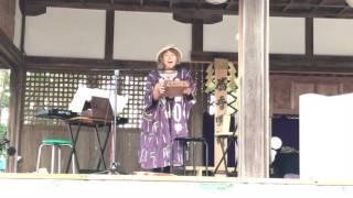 平成29年4月8日(土)吉野山へ 勝手神社再建のための特別式典。 「やど...