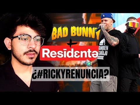 Cristiano Reacciona A Residente, ILe & Bad Bunny - Afilando Los Cuchillos