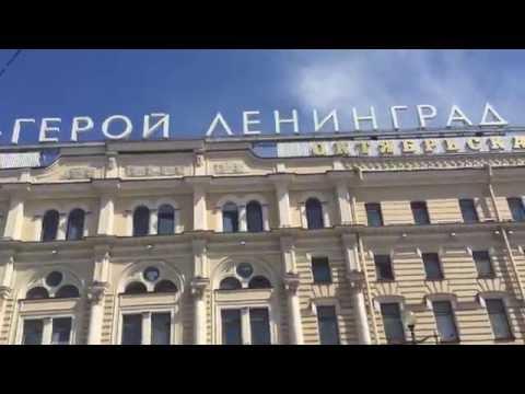 Как от московского вокзала дойти до зимнего дворца