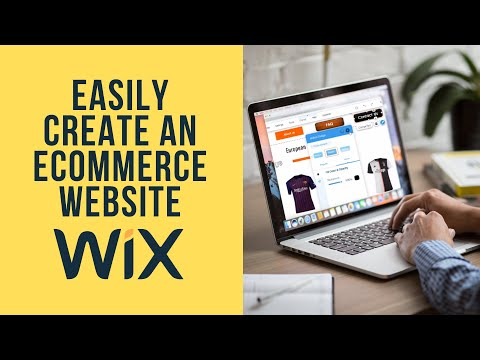 Wix Ecommerce Website | Full 10 Step WIX Tutorial 2019 | How To Build A Website With Wix