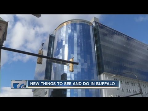 New things to see and do in Buffalo