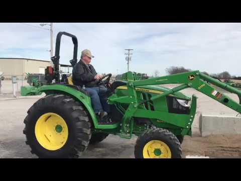 John Deere 4m Tractor