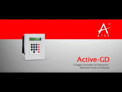 Active-GD GSM Auto Dialer.
